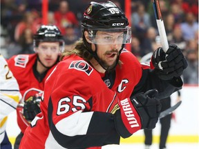 Erik Karlsson can become a free agent if his current contract expires in July 2019. The Senators offered their captain a long-term extension on Sunday.