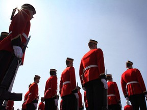 Members of a board of inquiry into three suicides at the Royal Military College of Canada have reported facing troubling delays and obstacles obtaining key information and evidence during their nearly year-long internal investigation. The graduating class of officer cadets stand in the square at the Royal Military College of Canada during a graduating ceremony in Kingston, Ont., Friday, May 20, 2016.