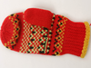 Just one of many lost mittens that the National Post managed to not reunite with its owner.
