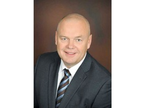 Dale McFee, shown in a handout photo, has been named as Edmonton's new chief of police. THE CANADIAN PRESS/HO
