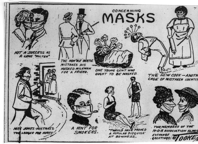 Mask Law