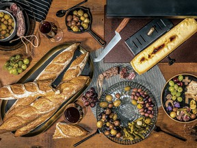 French connection raclette
