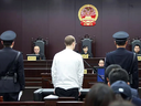 A court in China's Liaoning province sentenced Canadian Robert Schellenberg to death on drug trafficking charges on Jan. 14, 2019 after his previous 15-year prison sentence was deemed too lenient.