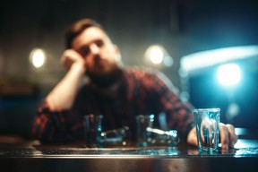 While opioid concerns have recently dominated headlines, many of those dependent on alcohol suffer in silence or do not realize they are addicted.