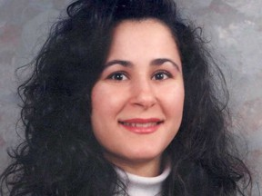 A handout photo from the Laval police department shows Adele Sorella.
