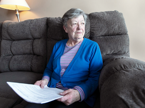 Norma McLeod of Victoria, B.C., lost her licence and her car was impounded because she was unable to give a proper breath sample due to a medical condition.