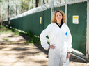 Dr. Shari Forbes, Canada research chair in forensic thanatology at Université du Québec à Trois-Rivières, helped establish Australia's body farm, which opened in 2016.