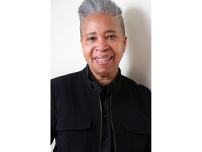 Poet Dionne Brand is shown in a handout photo. Brand and Miriam Toews are among the Ontario-based writers in the running for the Trillium Book Award. THE CANADIAN PRESS/HO-Griffin Poetry Prize MANDATORY CREDIT