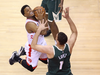 Kyle Lowry had one of the best playoff performances of his career in Game 4 against the Milwaukee Bucks.