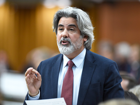 Federal Heritage Minister Pablo Rodriguez
