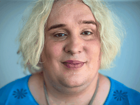 "Jessica Yaniv, who says she has been transgender since she was six years old. ""I do see this discrimination as systemic… This has to be fixed, not just for me, but for society in general,"" she says."