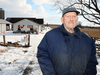 Frank Meyers at his family farm in Quinte West, Ont., in January 2014. The federal government expropriated the 90-hectare property in order to build a training centre for JTF2. The facility has not yet been built.