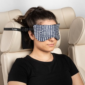 ALLasleep keeps the neck in a neutral position and is comfortable for everyone.