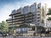 The Plant condo building with terrace gardens.