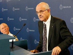 Former Supreme Court judge Frank Iacobucci wrote legal opinions for SNC-Lavalin that the Montreal company used in its legal battle with the federal prosecution service.