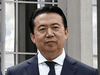"""Meng Hongwei, the first Chinese head of Interpol, who China has detained and says has """"confessed"""" to corruption charges."""
