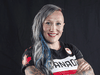 Canadian Olympic gold medalist Kaillie Humphries in 2017.