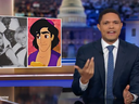 Trevor Noah comments on Justin Trudeau's blackface scandal on The Daily Show.