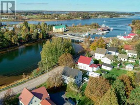 The Atlantic has proven that it's possible to find a home for under $100,000 in Canada  Credit: Royal LePage Prince Edward Realty
