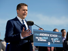Andrew Scheer reveals the Conservatives' costed platform in Delta, B.C., late afternoon on Oct. 11 — the Friday before Thanksgiving weekend.
