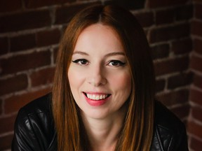 Trans-rights activists are campaigning to prevent feminist writer Meghan Murphy, seen in an undated photo, from speaking at the Toronto Public Library.