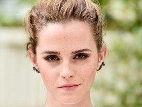 """Emma Watson attends """"The Circle"""" Paris Photocall at Hotel Le Bristol on June 22, 2017 in Paris, France."""