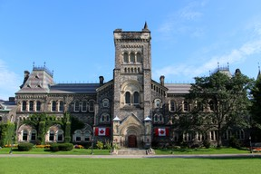 The Kosher Forward campaign argues that Jewish students deserve to have the same access to food on University of Toronto's campus as any other student.  Credit: Flickr/cmh2315fl