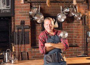 With the right attitude and strategies, says celebrity chef Michael Smith, you can avoid becoming overwhelmed and breeze through the season in style.