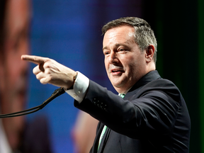 Alberta Premier Jason Kenney. His hands-on approach has been a partial key to his political success.