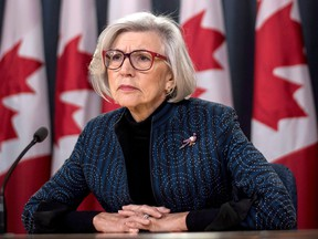 Former Chief Justice of the Supreme Court of Canada Beverley McLachlin in December 2017. She has recently been a part-time judge in Hong Kong.