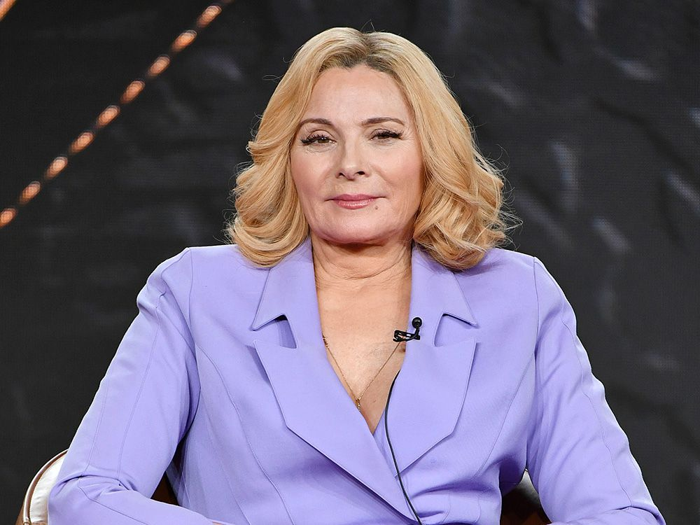 Kim Cattrall Explores The Next Chapter Of Her Life In Return To Television National Post