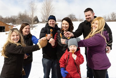 From the taffy to pancakes drizzled in syrup, maple syrup season is made for making memories, and Maple Weekend is one of the best times to create warm family memories that will last a lifetime.