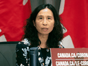 Canada's Chief Public Health Officer Theresa Tam is the person doling out all the science that Justin Trudeau insists underpins every decision he and his ministers make over COVID-19.