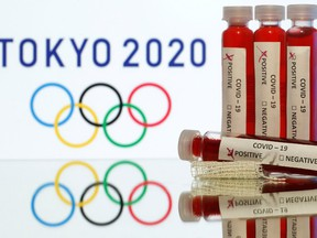 "Forty years on, the upcoming Tokyo Games are the ""cursed Olympics"" once again, Japan's finance minister said, as the government grapples with planning the year's biggest sporting event in the middle of a pandemic."