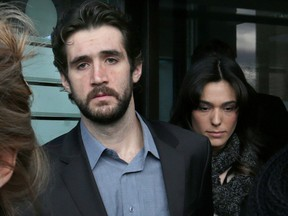 Marco Muzzo, who was sentenced to 10 years in prison after he killed three children and an adult while drunk driving, has been granted day parole