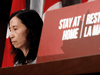 Theresa Tam, Canada's chief public health officer, clearly takes a dim view of the astrology of virus prediction.