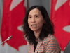 Chief Public Health Officer Theresa Tam during a news conference in Ottawa, April 1, 2020.