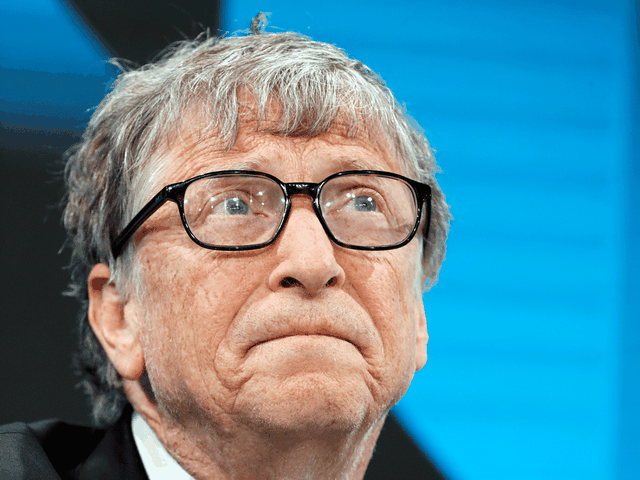 A poll found that 15 per cent of Canadians believe billionaire Bill Gates is responsible for COVID-19. Photo, Arnd Wiegmann/Reuters/File