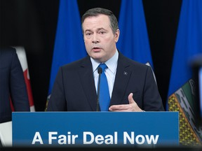 Premier Jason Kenney's fight against separatist sentiment has become a costly distraction, says columnist Rob Breakenridge.