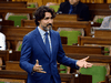 Prime Minister Justin Trudeau speaks during the special committee on the COVID-19 pandemic in the House of Commons on June 10, 2020.