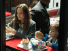Brie Larson and Jacob Tremblay in a scene from Room, based on Emma Donoghue's novel of the same name.