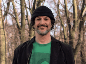 """Environmental activist Dylan Perceval-Maxwell was disqualified as a Green Party leadership candidate after making """"inappropriate"""" comments."""