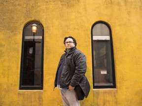 Jesse Wente poses for a photograph in Toronto on December 10, 2018. Jesse Wente, one of the foremost advocates for an increased presence of Indigenous voices in Canada's cultural landscape, has been appointed the chairperson of the Canada Council for the Arts. Wente, an Anishinaabe writer, broadcaster and speaker, has held increasingly prominent roles in Canada's arts communities in recent years, including as the executive director of the industry-led Indigenous Screen Office. In announcing his five-year appointment as chairperson of the council today, Heritage Minister Stephen Guillbeault said Wente is the first Indigenous chairperson of an organization within the heritage porfolio.
