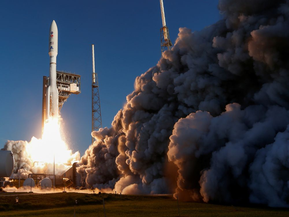 NASA's Perseverance spacecraft hits technical trouble on ...