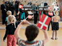 Denmark became the first country in Europe to reopen its schools in April after evidence suggested children usually don't become very ill with COVID.