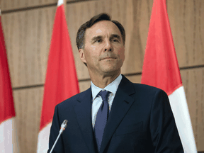The Toronto Centre riding previously held by former finance minister Bill Morneau is one of the ridings up for grabs in the October byelections.