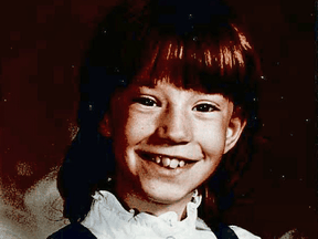 Nine-year-old Christine Jessop was sexually assaulted and stabbed to death in 1984.