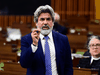 """Government House Leader Pablo Rodriguez called the opposition motion is """"extremely irresponsible."""""""