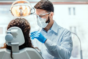 Wearing a facemask is essential to stopping the spread of COVID-19, but dentists have noticed a slightly unpleasant side effect.