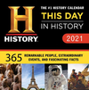 The History Channel 2021 Calendar